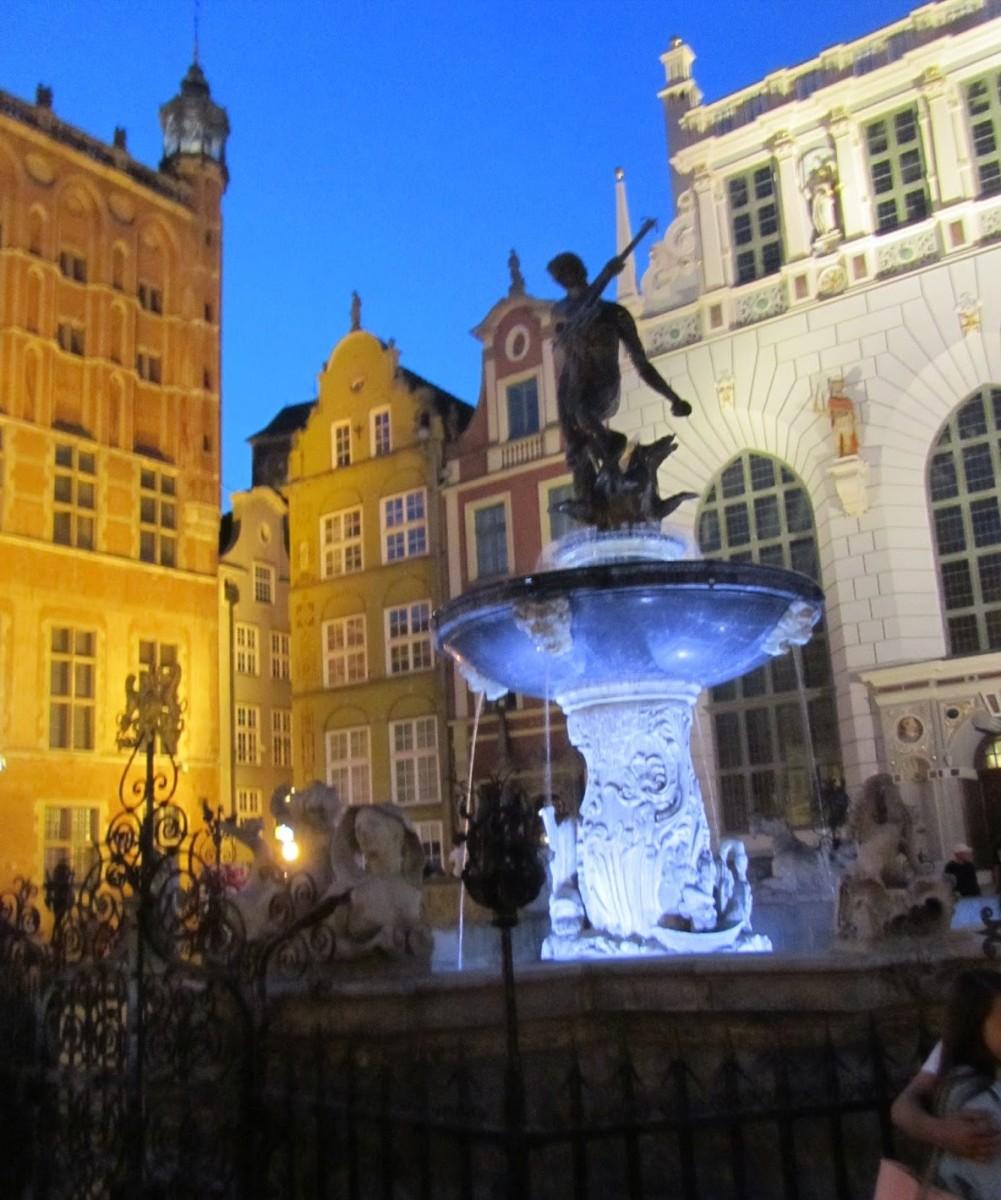 Minilomalla Gdanskissa ja Sopotissa