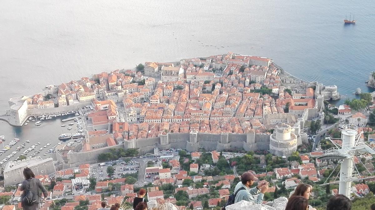 Täydellinen päivä Dubrovnikissa