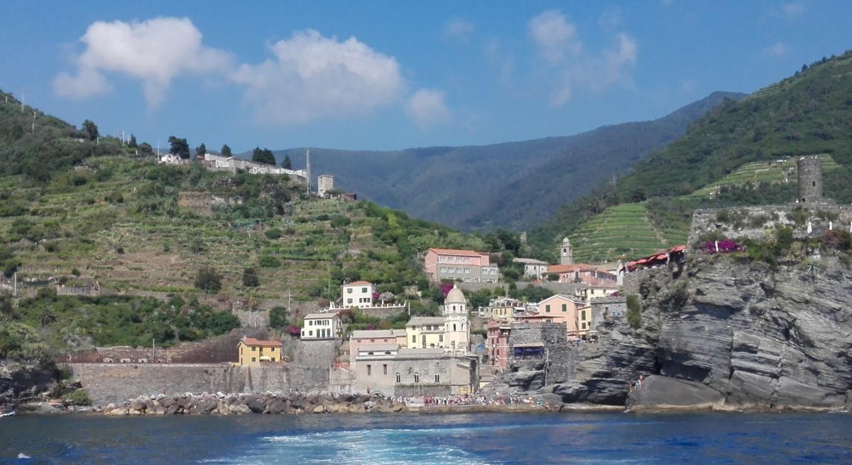 Cinque Terren ja Portoveneren lumoissa vieläkin