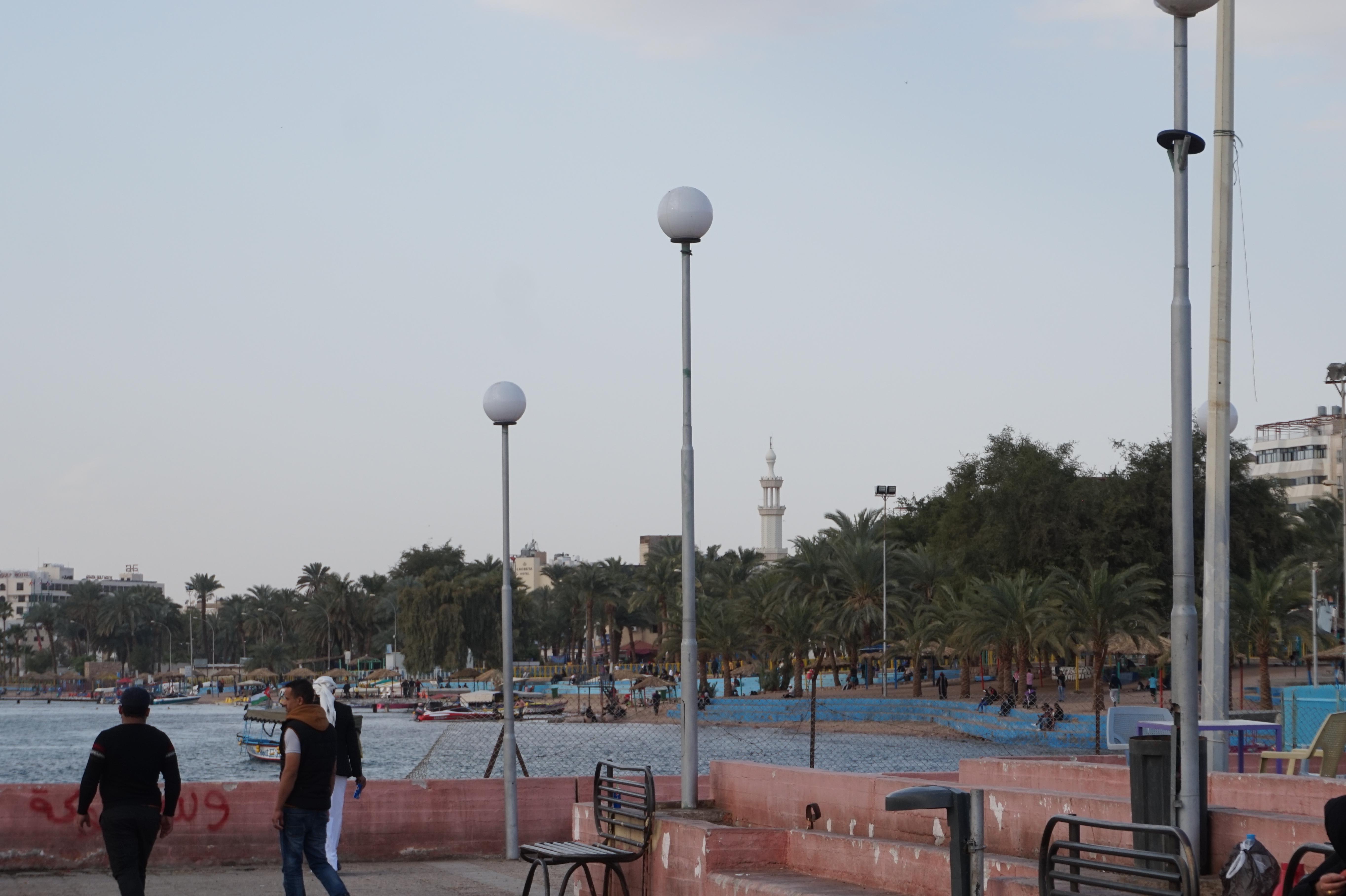 Jordania, Aqaba