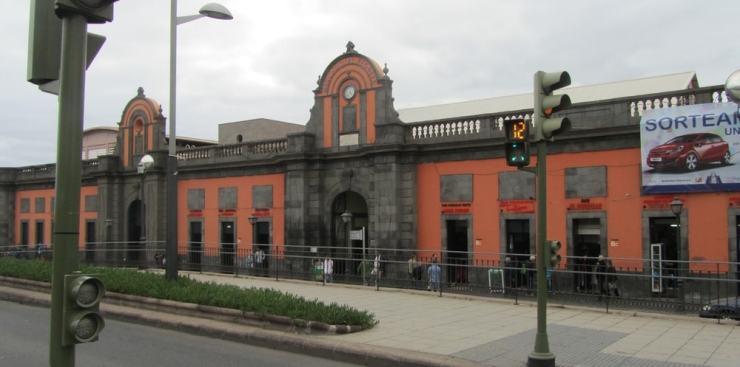 Las Palmas kauppahalli