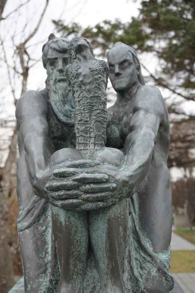 Jonssönin patsaspuisto