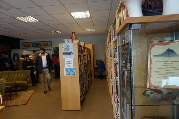 Grundarfjörður visitor center