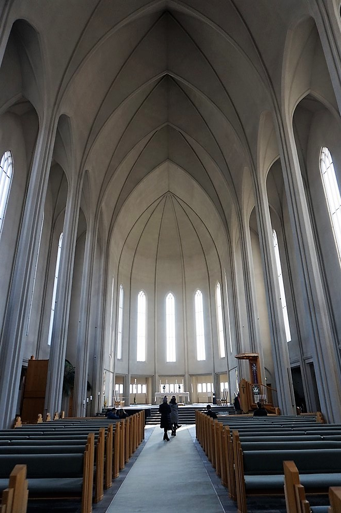 Hallgimurin kirkko