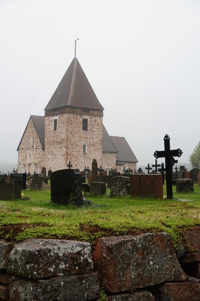 Hammarlandin kirkko