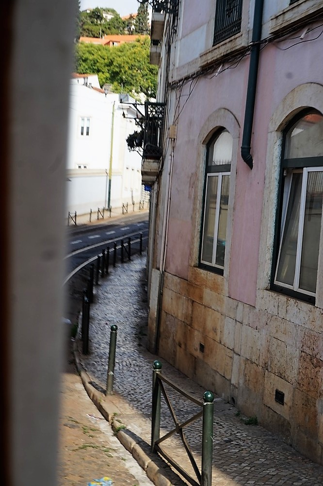 Ratikassa Lissabonissa