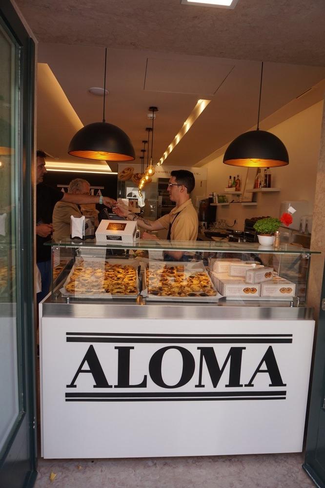 cafe Aloma, Lissabon