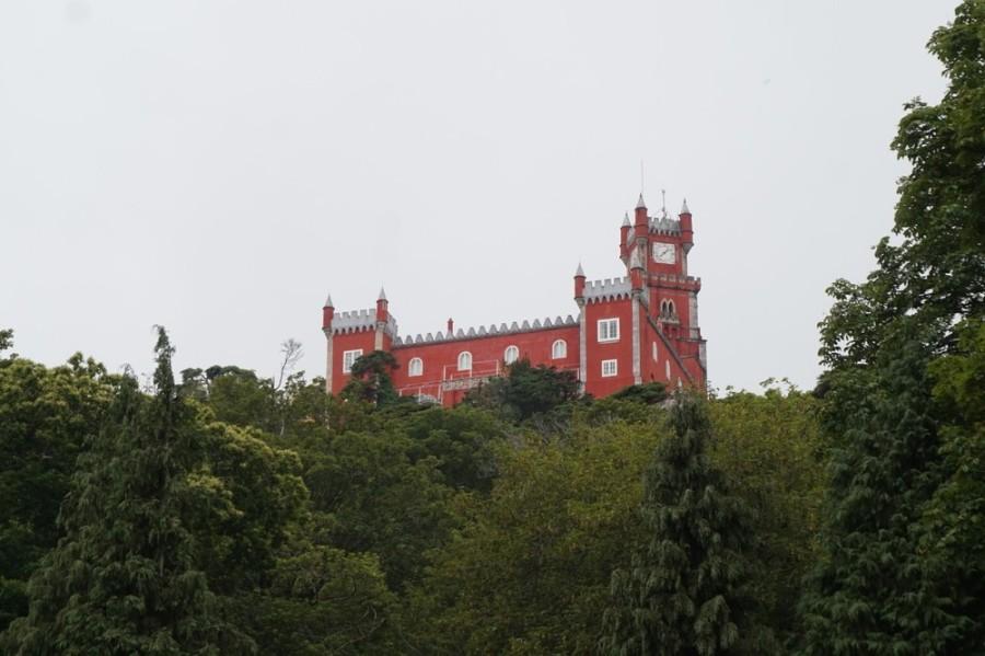 Pena palatsi, Sintra