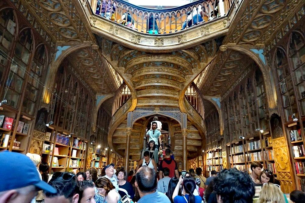 Lello, bookstore Porto